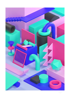 Geometric Explorations I v2