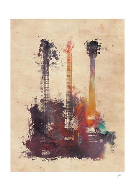 3 guitars 1