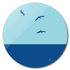 Blue Pelican II