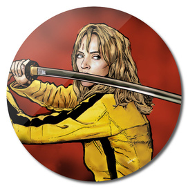 Tarantino: Kill Bill - The Bride