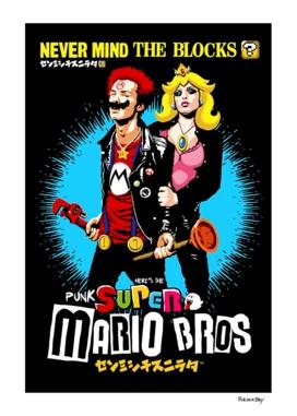 The Sid & Nancy Nintendo Lost Levels