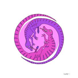 Before Time Began II (pink version)