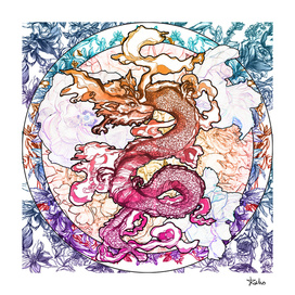 The Chinese Zodiac - Dragon