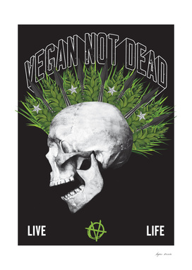 Vegan Not Dead