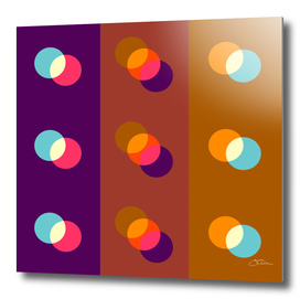 Overlapping Circles