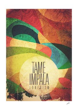 Tame Impala Lonerism
