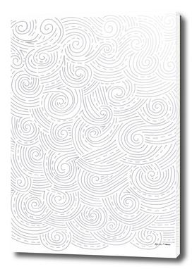 zen doodle wind