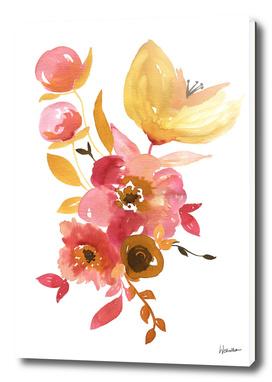 Watercolor Floral 2