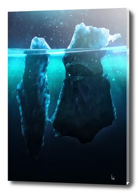 Caustic Icebergs - 02