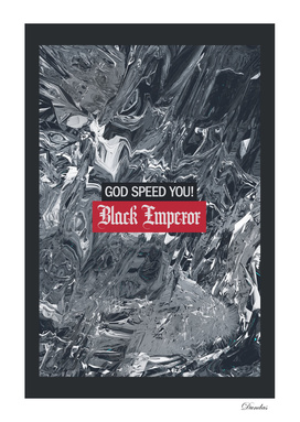 God Speed You! Black Emperor 02 lmtd Straight Laced