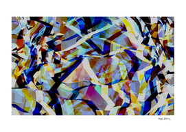 Abstract composition 309