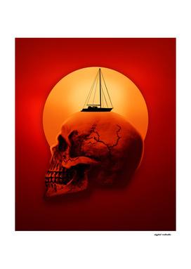Red Skull Mini World