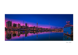 Auckland in Dusk