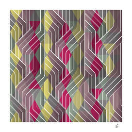 Decorative Pattern Triangles