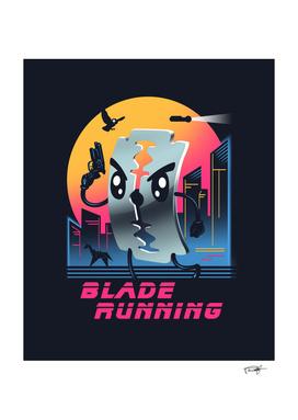 Blade Running