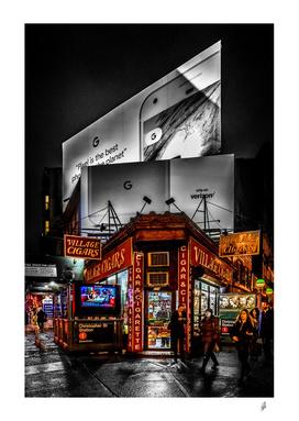New York City Cigar Shop