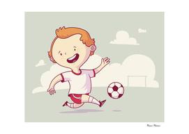 Football Boy
