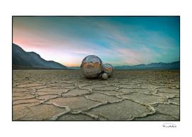 Desert orbs
