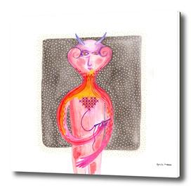 x stitch lover daemon