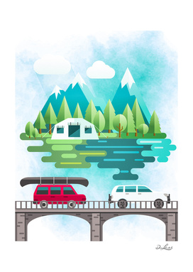 Road Trip - Camping