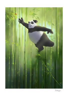 Bam-Boo Panda