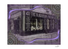 The Blackberry Factory Scene