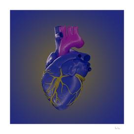 CMYK Heart