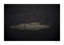 Violet island (fjords)