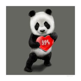 PANDA 99%