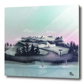 Alpine Island