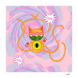 Cat O' Five Tails
