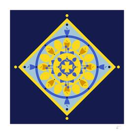 Sicilian Rhombus