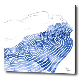 WATER NYMPH XXXVIII