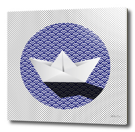 bateau pattern