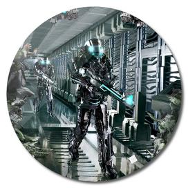 Infected Corridor