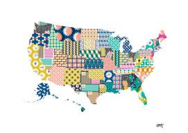 DeKalb U.S. Map