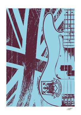 Fender Precision - Steve Harris