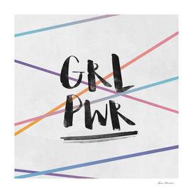 GRL-PWR (Square)