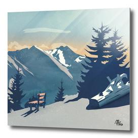 Mountain Sunrise (Pause II)