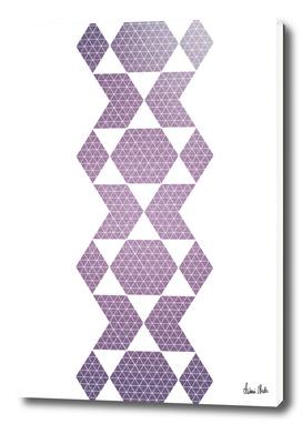 Abstract Geometric   retro style no. 1