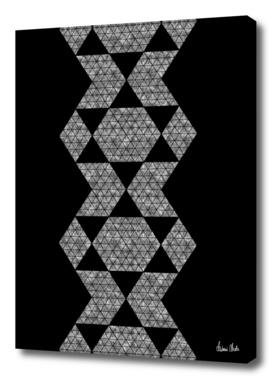 Abstract Geometric | retro style no. 6