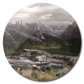 Alternate World Landscape