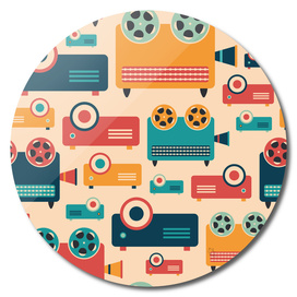 Retro Video Projectors