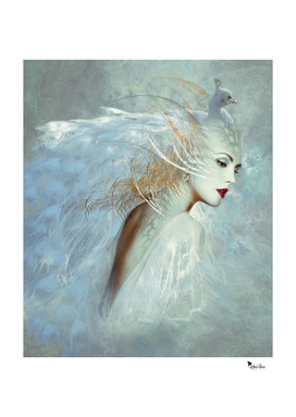 Lady Of The White Feathers