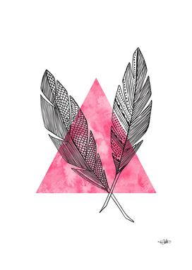 Quills - Pink