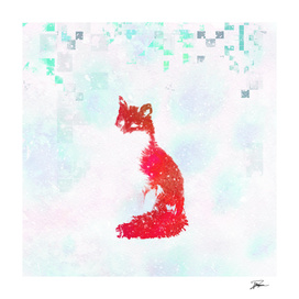 Red Fox / White Snow