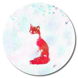 Red Fox / White Snow