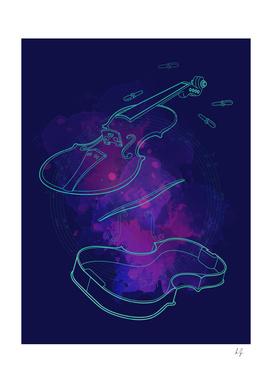 Violin Lines