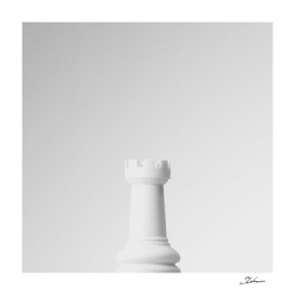 GAME OF THE THRONE / THE WHITE ROOK