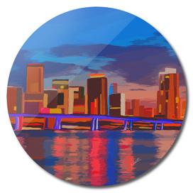 Miami Evening
